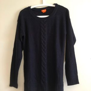 3/$12 JOE FRESH Tunic Sweater